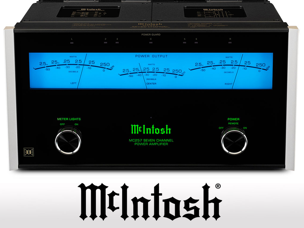 NEW McIntosh MC257