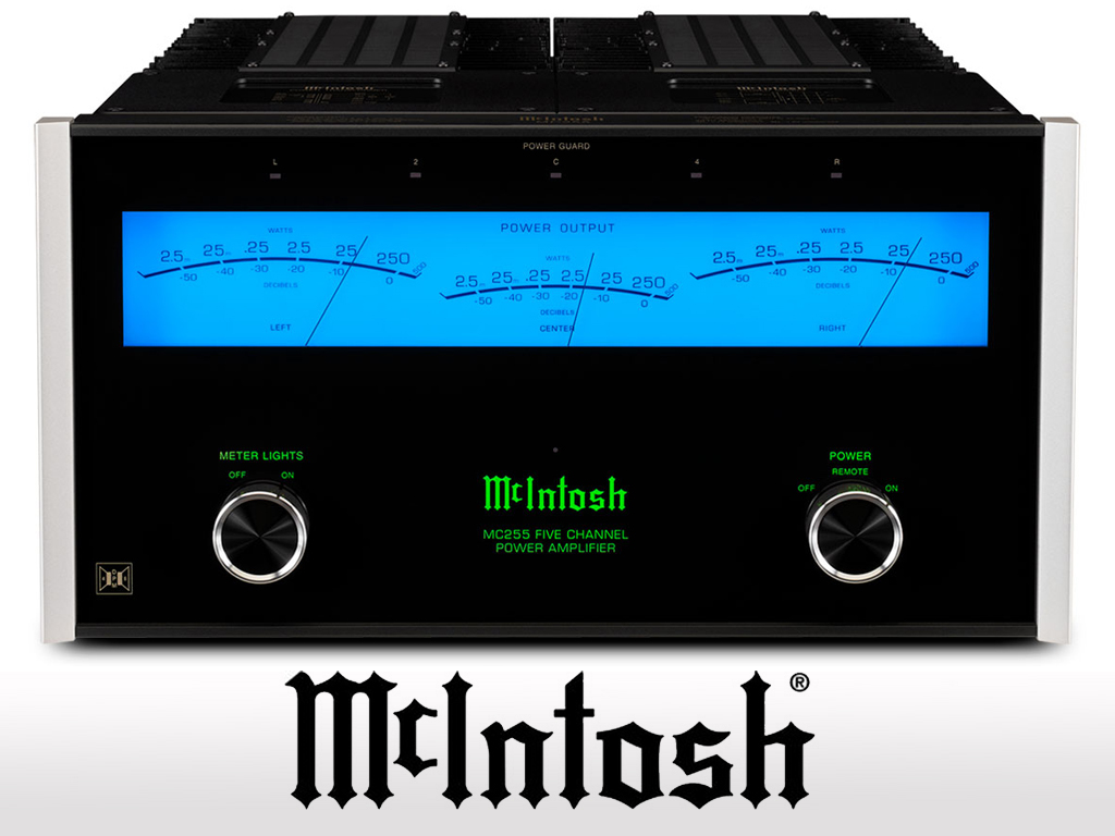 NEW McIntosh MC255